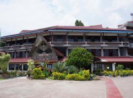 Ambaroba Resort Hotel, Tuk Tuk