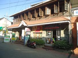 Elite Hotel, Cochin