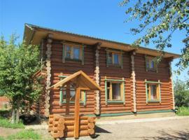 Samara Cottages Izba 52, Mekhzavod