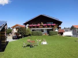 Ferienhaus Kössel, Pfronten