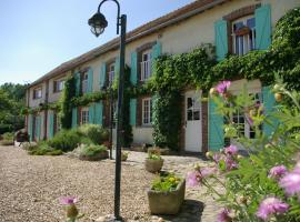 Les Chandelles Bed & Breakfast, Chandelles