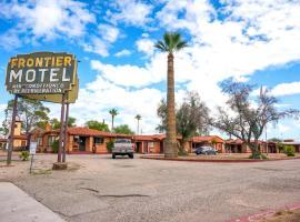 Frontier Motel, 투손