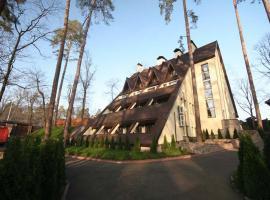 Kolyba House, Kiev