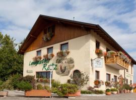 Landhotel Ratz GarniPlus, Rheinau