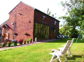 Brook Barn B&B, Hale