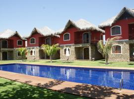 Flat La Fazenda, Canoa Quebrada