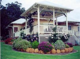 Mossbrook Country Estate Bed & Breakfast, Nannup