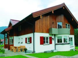 Haus im Wäldle, Balderschwang