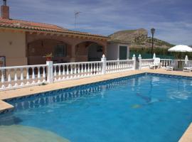 Casa Rural Consuelo, Jumilla