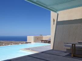 Voreina Gallery Suites, Pyrgos