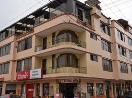 Hotel Chunchi Imperial, Chunchi