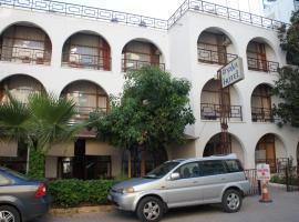 Yaka Hotel, Kizkalesi