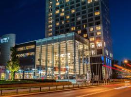 Hilton Warsaw Hotel, Varsóvia