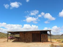Wagon House, Sandrivier