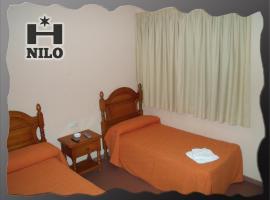 Guest house Hostal Nilo, Villarrobledo