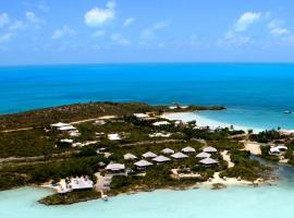 Neptune Villas, Five Cays Settlement