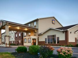 Best Western PLUS University Inn Marion, Marion