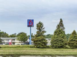 Motel 6 Baton Rouge - Port Allen, Port Allen