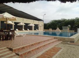 Punta del Sol Hotel Playa, Caleta Cruz