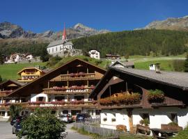 Berghotel Alpenrast, Riva di Tures