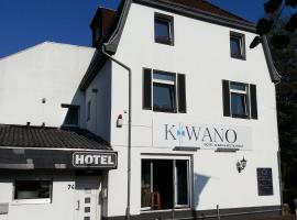 Hotel und Restaurant Kiwano, Erkrath