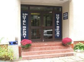 Hotel Sport, Jablonec nad Nisou