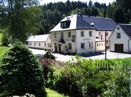 Gasthaus Stollmühle, Stützengrün