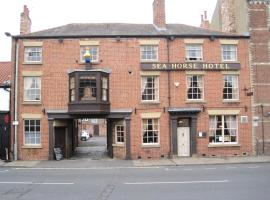 Sea Horse Hotel, Йорк