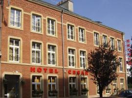 Cesar Hotel, Charleville-Mézières