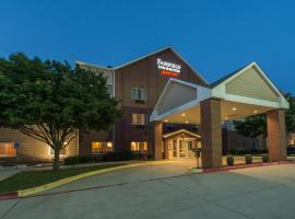 Fairfield Inn & Suites Dallas Lewisville, Lewisville
