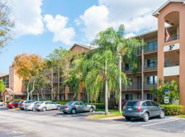 Two-Bedroom Villa by Kingston Holidays, Pembroke Pines
