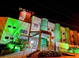 Hotel Paranoa, Jabuticabal