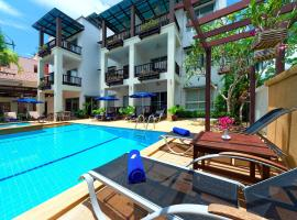 Krabi Apartment Hotel, Ao Nang Beach