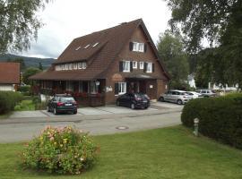 Pension Bergseeblick, Titisee-Neustadt