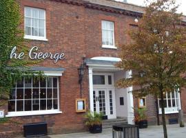 The George at Baldock Boutique Hotel, Baldock