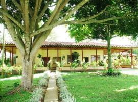 Finca Hotel Berlin Del Laurel, Quimbaya