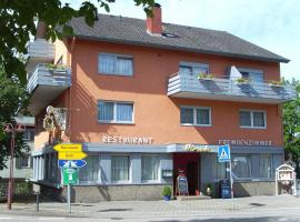 Gasthaus Hirsch, Baden-Bade