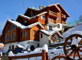 Hotel Bereg, Bukovel