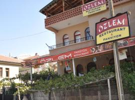 Ozlem Pension and Restaurant, Güzelöz