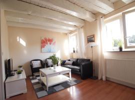 HBhotel Turfkade-apartment C, Brielle