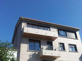 Apartamentos Román, Vigo