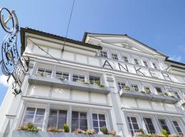 Anker Hotel Restaurant, Teufen