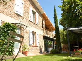 Gîte et Chambres d'Hôtes La Castellane, Saint-Sauveur
