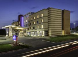 Fairfield Inn & Suites by Marriott Rehoboth Beach, 르호보스비치
