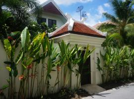 Deluxe Villa Beachfront South Pattaya, Ban Amphoe