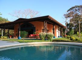 Villa Prana, Montezuma