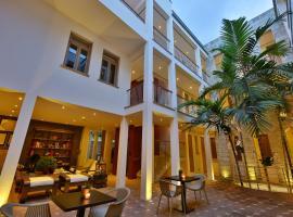 Billini Hotel, Santo Domingo