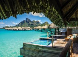 Four Seasons Resort Bora Bora, Motu Tofari