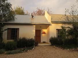 The Olive Thrush Cottage, Prince Albert