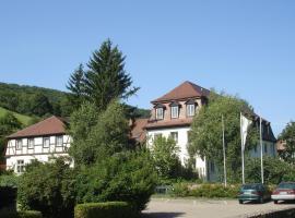 施洛斯多廷根酒店, Braunsbach